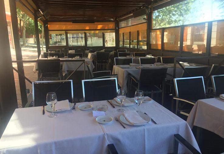 Restaurante Alcala San Sebastian de los Reyes