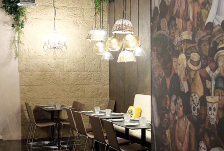 Restaurante Andele Diversia Alcobendas