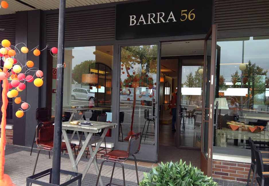 BARRA 56