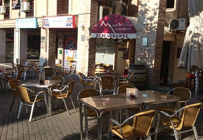 Restaurante El Montecillo Las Rozas