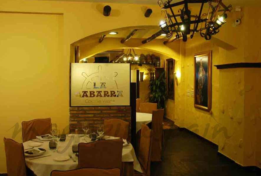 Restaurante La Gabarra Majadahonda