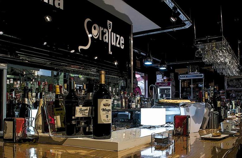 Restaurante Soraluze Las Rozas Barra