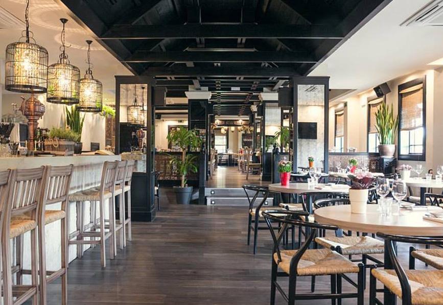 Restaurante Zen Vintage Pozuelo Interiores