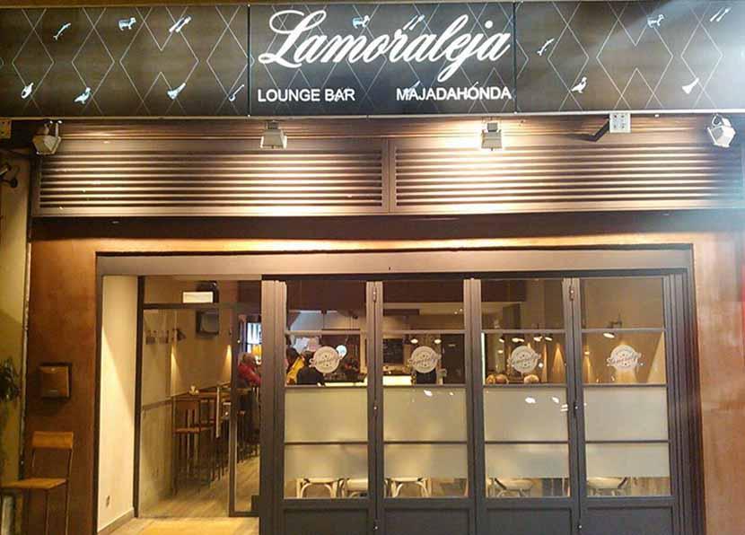 La gu a de restaurantes de majadahondade madrid a la carta - Barra 56 majadahonda ...