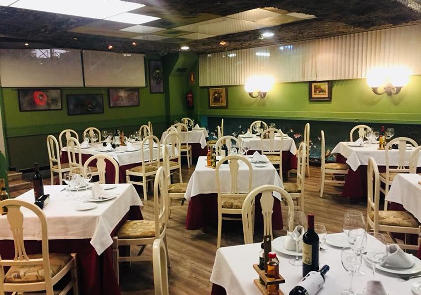 Asador Villaranda Alcorcon Restaurante