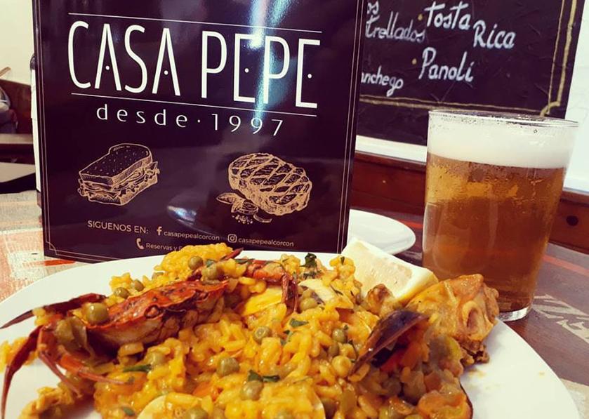 Casa Pepe Alcorcon Cerveceria