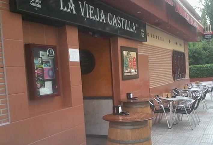 Cervecería La Vieja Castilla Alcorcon