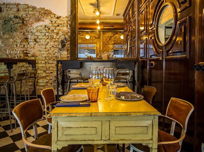El Arrogante Bar Madrid Restaurante