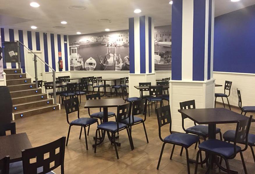 Freiduria Los Camarones Alcorcon Restaurante