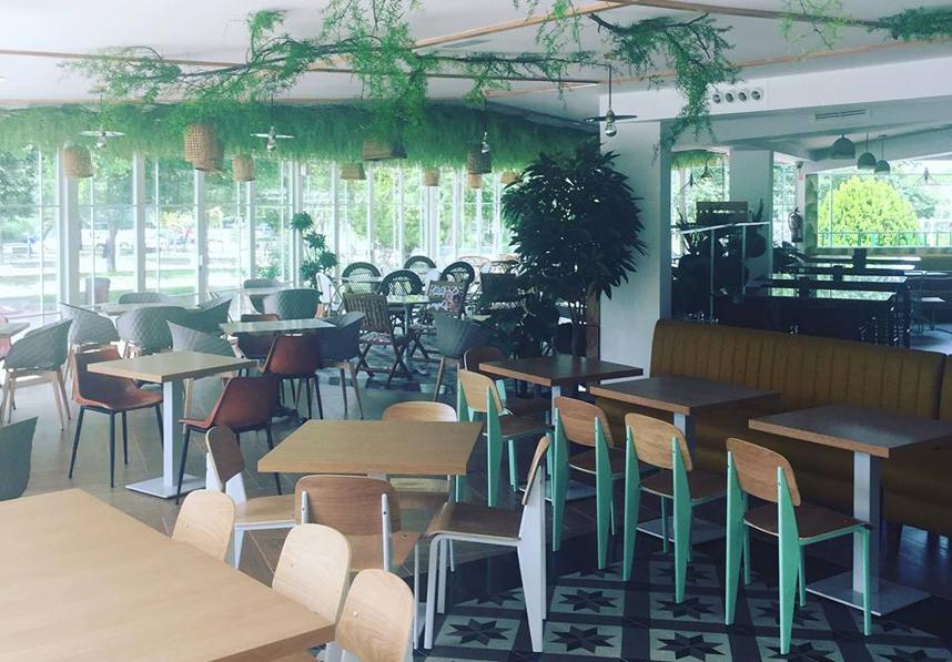 Kaura Kiosco Restaurante Terraza Alcorcon
