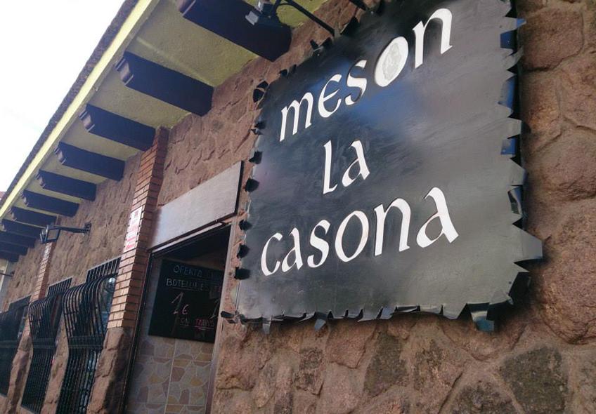 Meson La Casona Alcorcon Restaurante