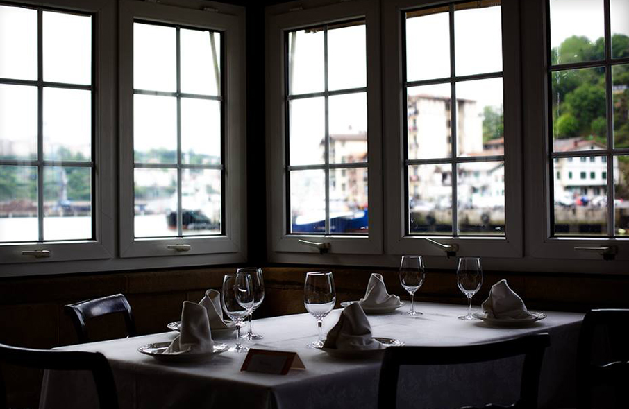 Restaurante Casa Camara Pasaia