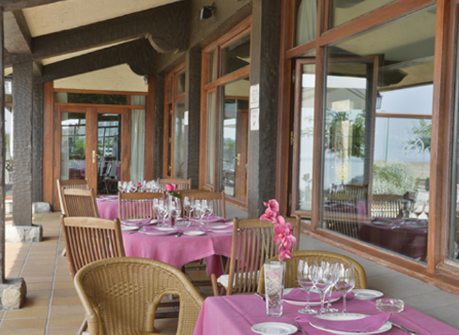 Restaurante Cubita Getxo Terraza