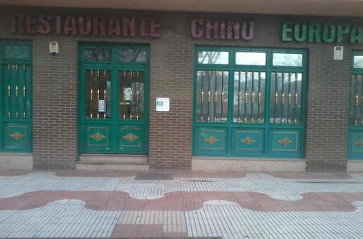 Restaurante Europa Alcorcon Fachada