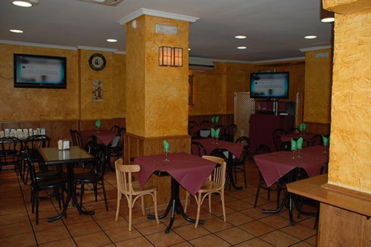 Restaurante La Boveda Mostoles Cafeteria