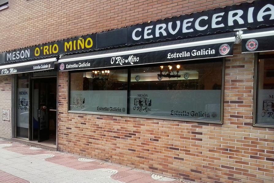 Restaurante O Rio Miño Alcorcon