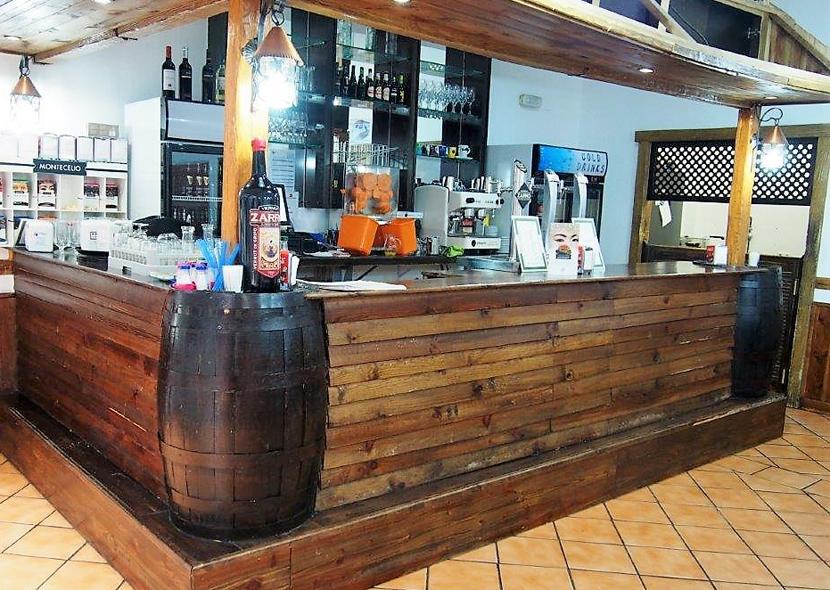 Bar Entre Almeria y Malaga Fuenlabrada