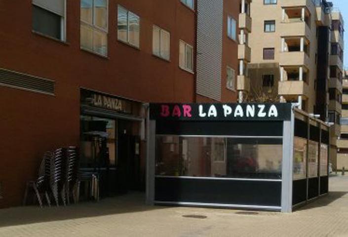 Bar La Panza Getafe Terraza