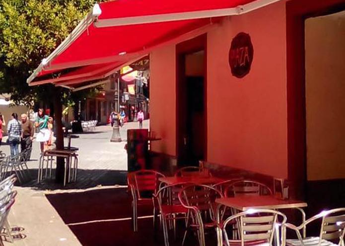 Bar Plaza Getafe Terraza
