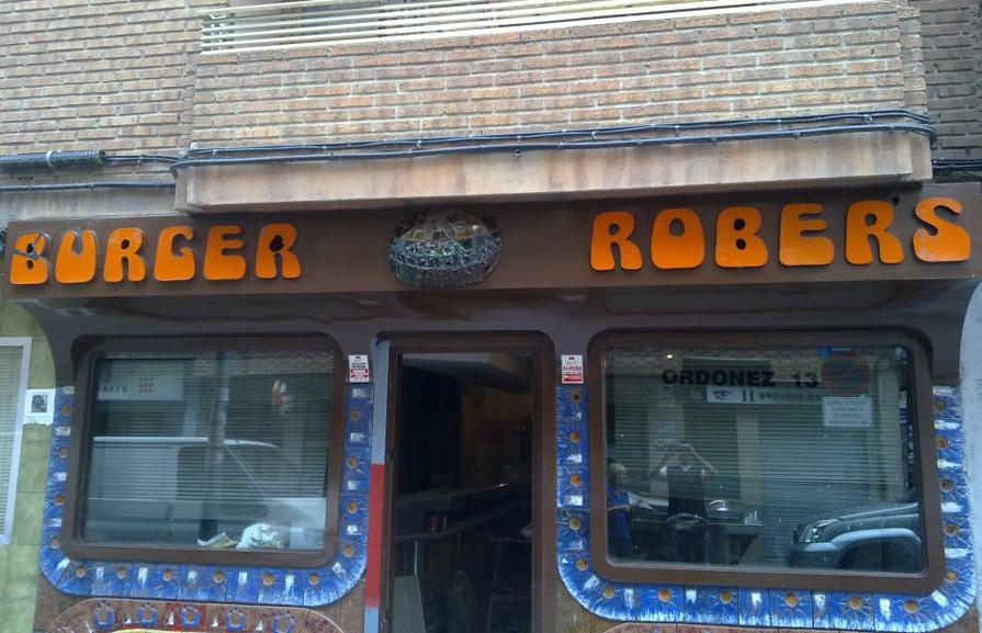 Burger Robers Leganes