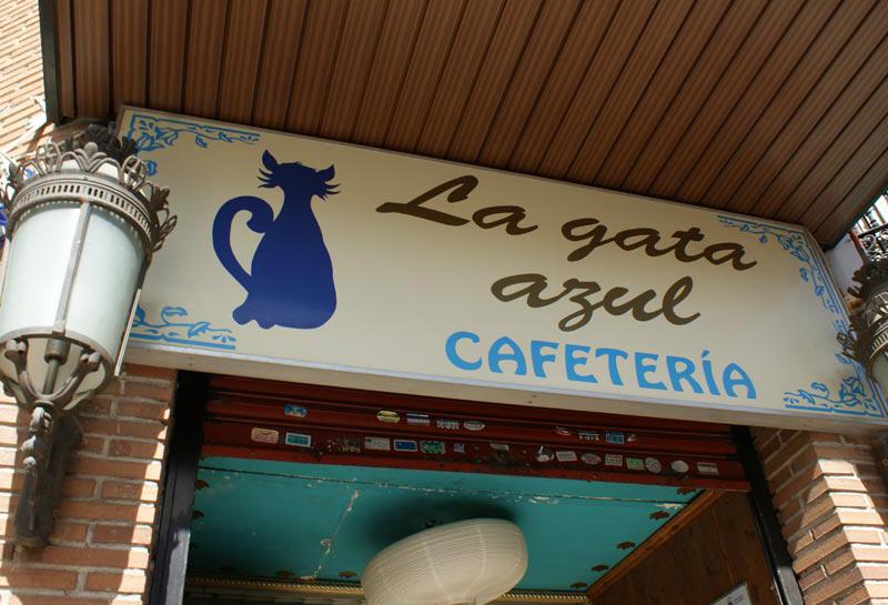 Cafeteria La Gata Azul Fuenlabrada