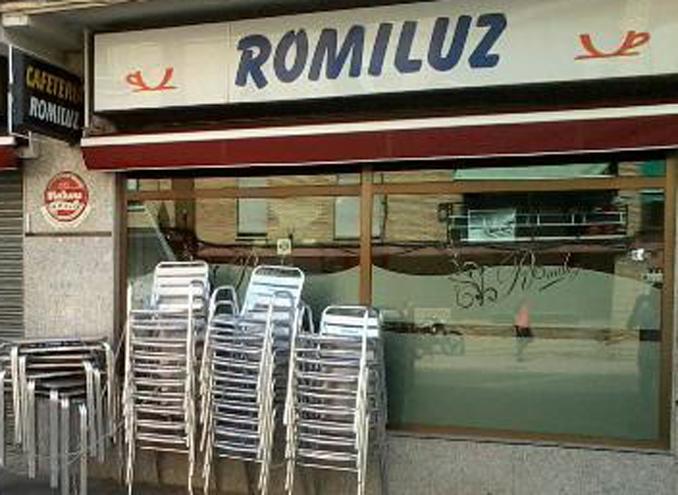 Cafeteria Romiluz Getafe