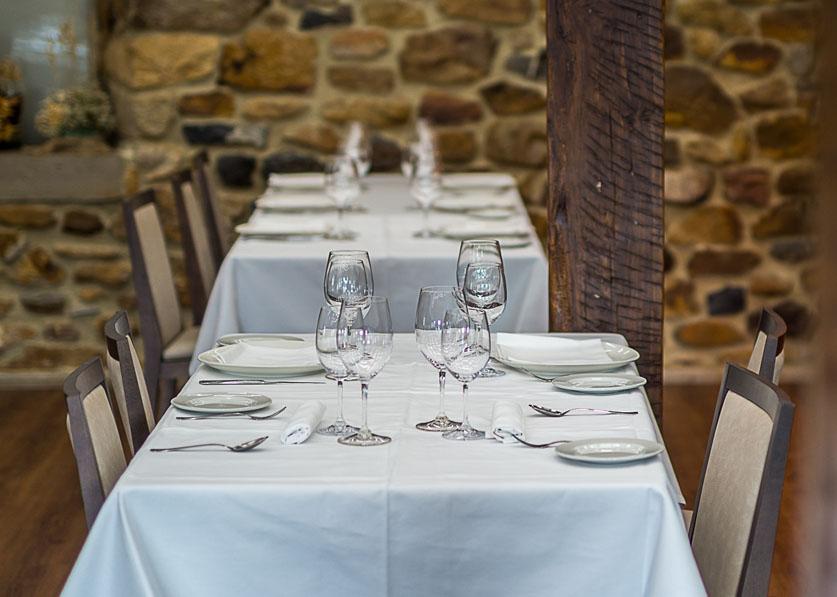 Casa Garras Restaurante Valle de Carranza