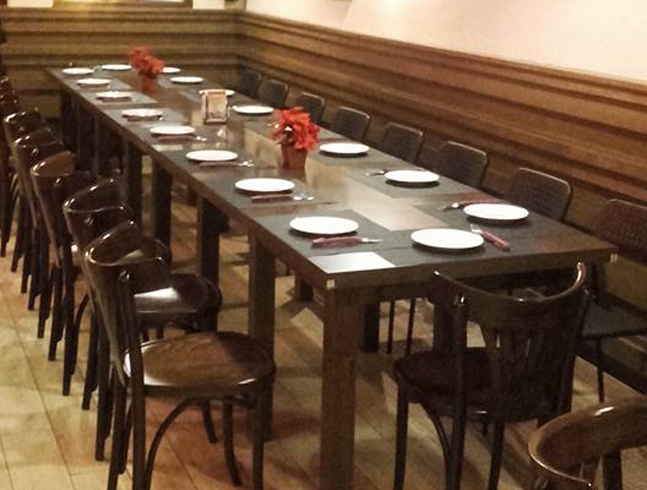 Centro Cafe Bar Fuenlabrada Menus Grupos