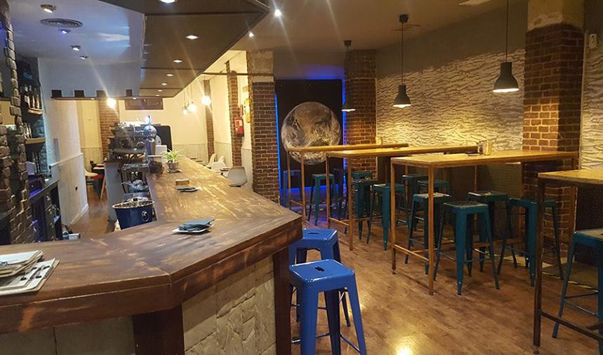 Cosmos Bar Leganes