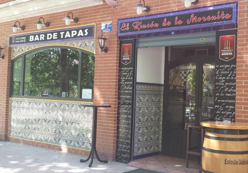 El Rincon de la Morenita Bar Getafe