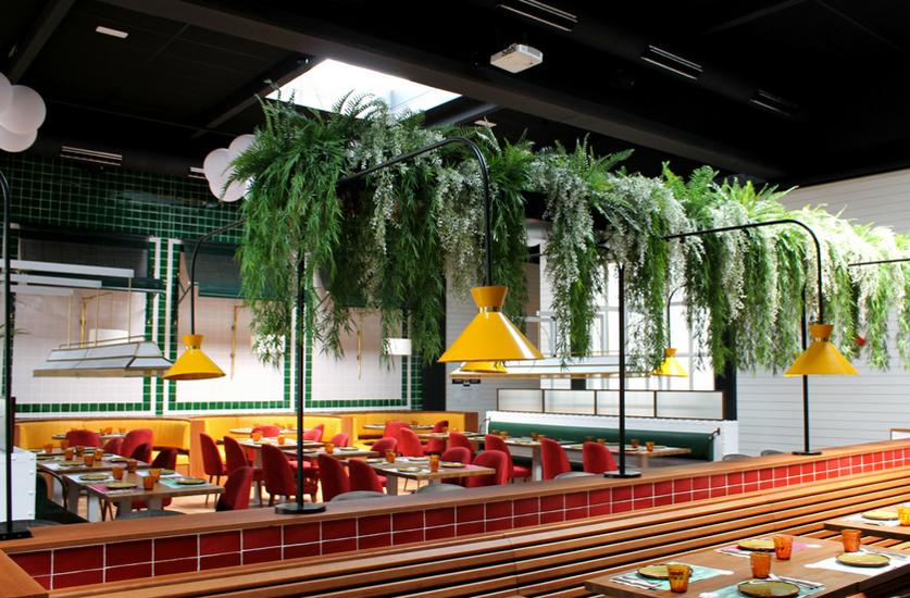 Restaurante Icona Getafe