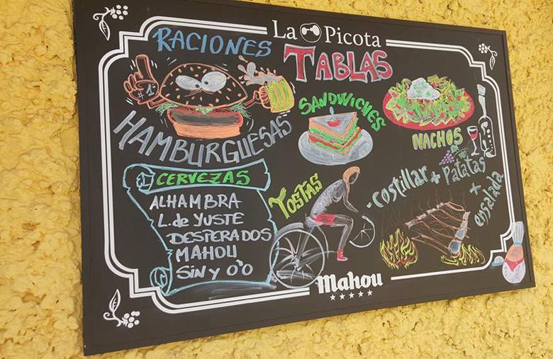 La Picota Bar Leganes Restaurante