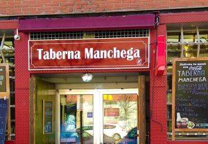 LA TABERNA MANCHEGA