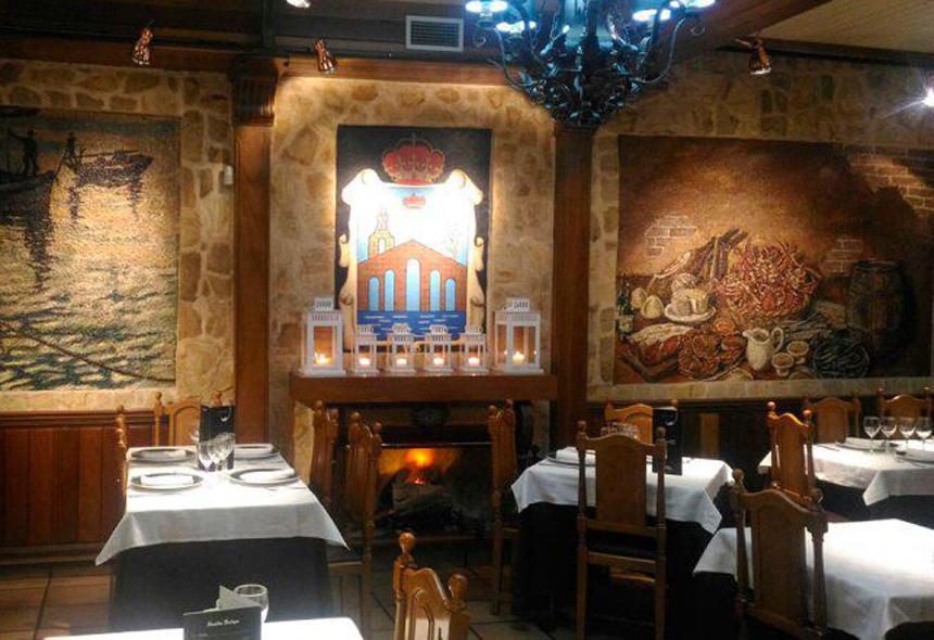 Meson Rias Gallegas Leganes Restaurante
