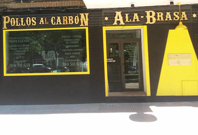 Restaurante Ala-Brasa Getafe