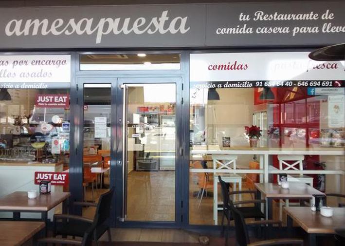 Restaurante Amesapuesta Getafe