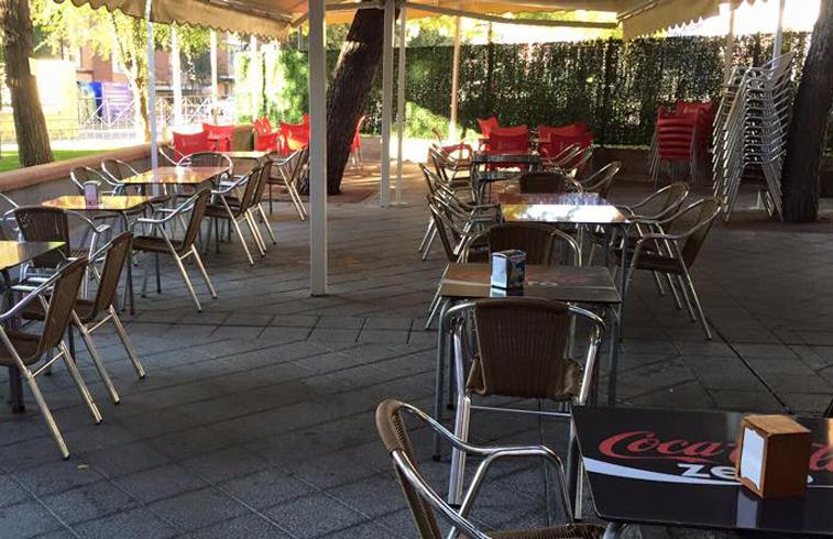 Restaurante Circulo Granjeño Terraza Leganes