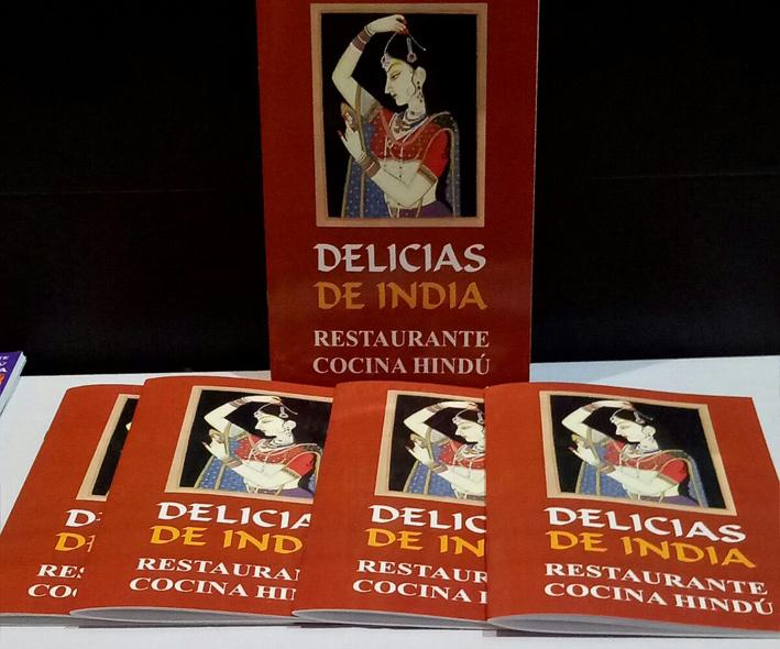 Restaurante Delicias de India Leganes