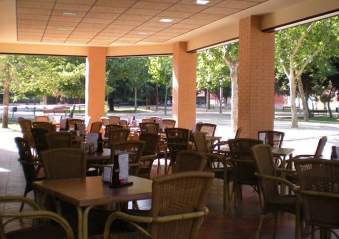 Restaurante El Balcon del Parque Getafe