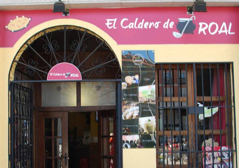 Restaurante El Caldero Roal Leganes