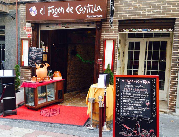 Restaurante El Fogon de Castilla Getafe