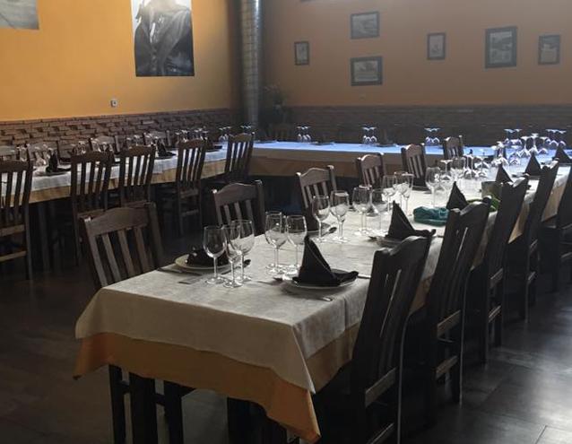 Restaurante El Hangar Getafe Bar