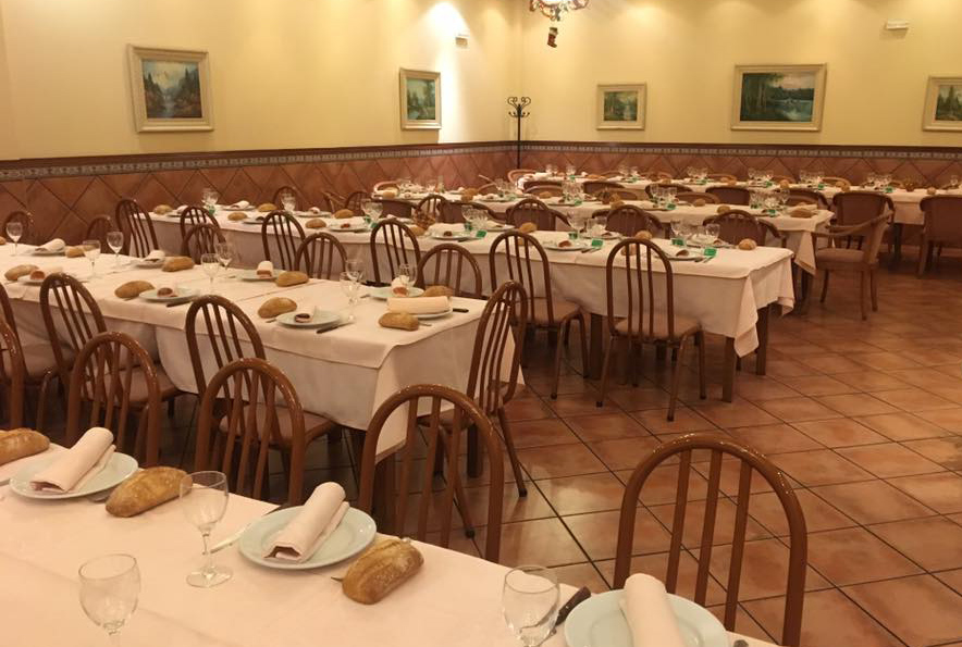 Restaurante El Rincon de Leganes Comedor