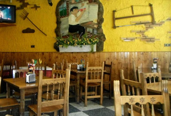 Restaurante El Rincon del Tio Eulogio Getafe