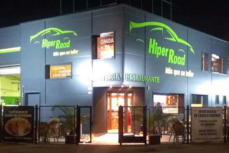 Restaurante El Risveglio Mostoles Cafeteria