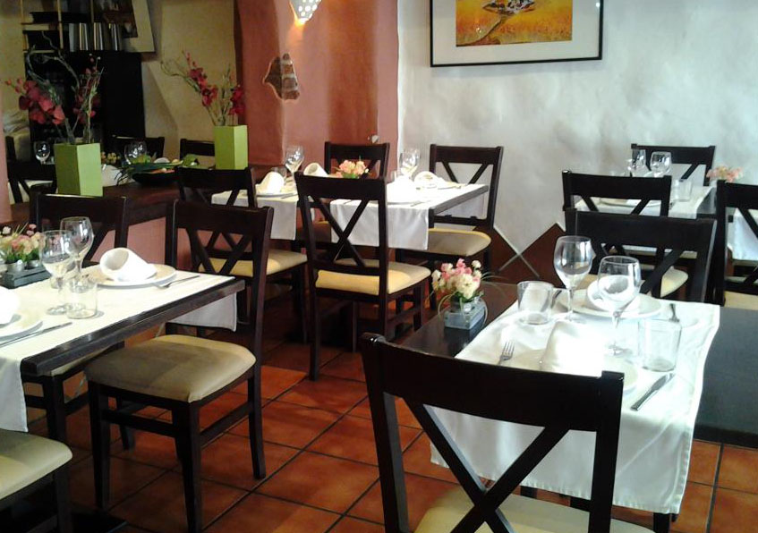 Restaurante En Boca Getafe Comedor