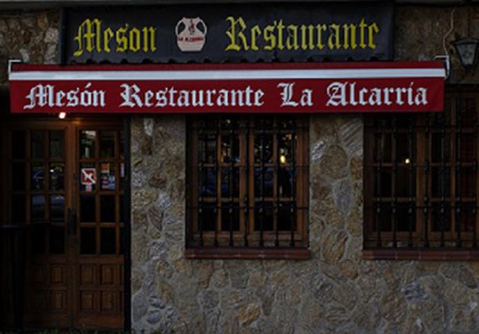 Restaurante La Alcarria Meson Fuenlabrada