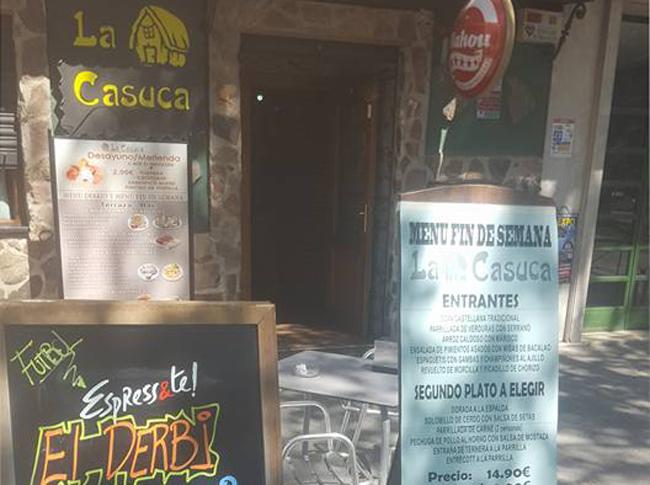 Restaurante La Casuca Bar Leganes