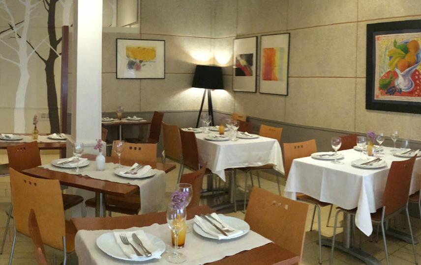 Restaurante La Cocinilla Getafe Comedor