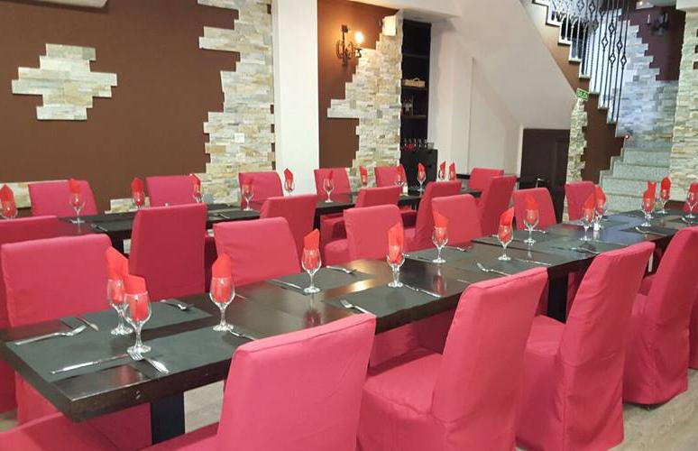 Restaurante La Finca Leganes Comedor